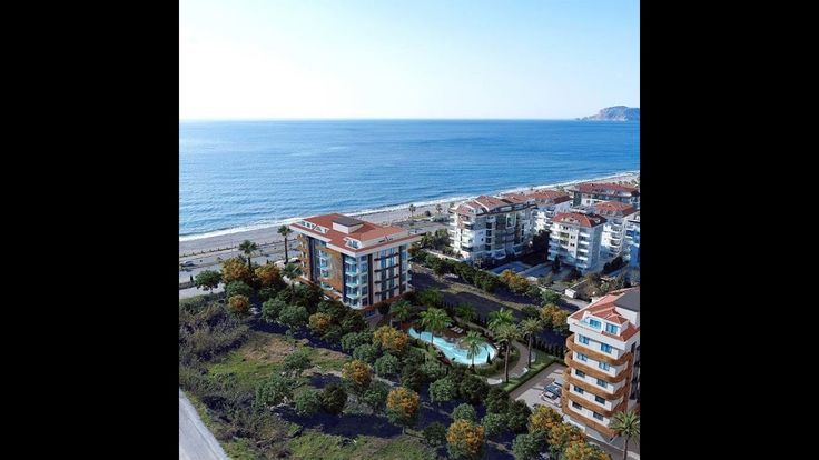 Immobilien zum verkauf in Alanya   Bina cephesi, Alanya, Evler