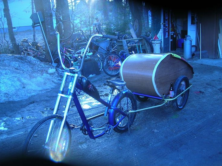 Teardrop Trailer S By The Bicycle Surgeon The O Jays Teardrop