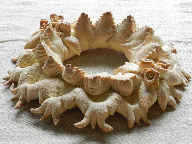 Museo del Pane Rituale - RicettediSardegna.it #bread #recipe #ricettedisardegna…