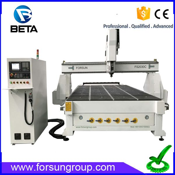 SIEMENS ATC CNC Router for furnitures making wood cnc machine,CNC Router machine for MDF/plywood cutting