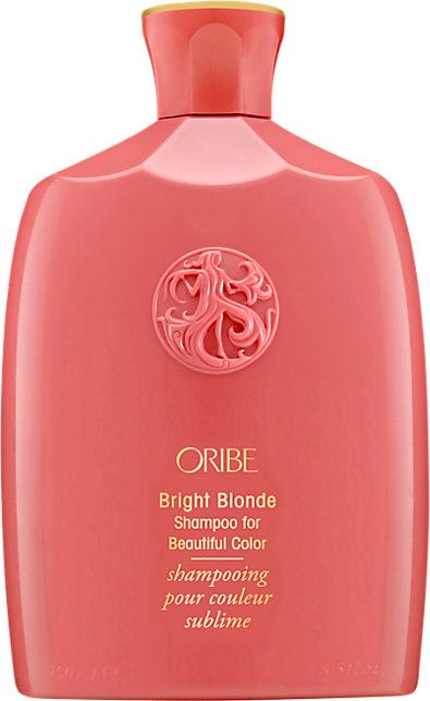 Oribe Bright Blonde Shampoo - Real Simple best blonde shampoo