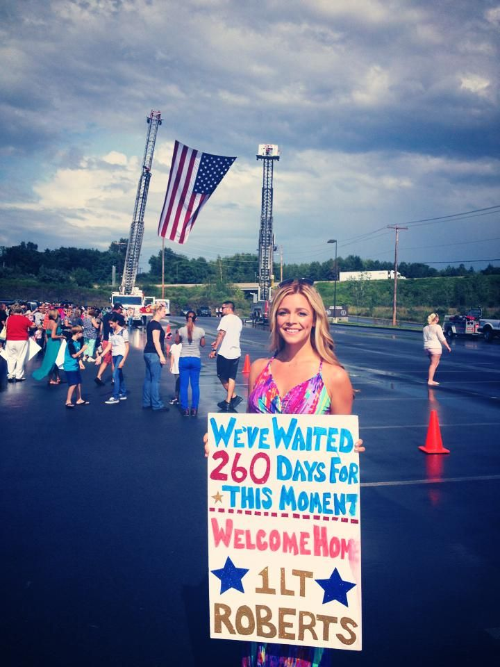 13 best mason coming home images on pinterest military homecoming