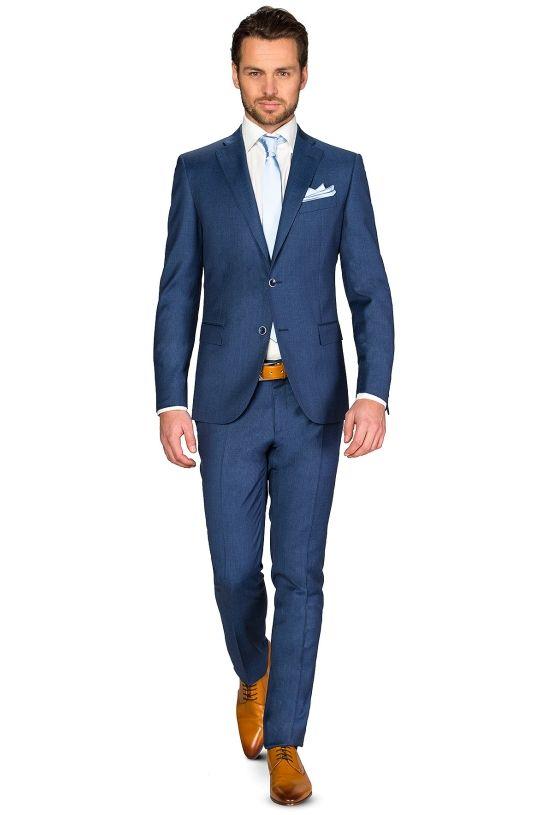 corneliani trouwpakken 67104/03 7Z29 blauw Pak 67104/03 7Z29 - ROKA