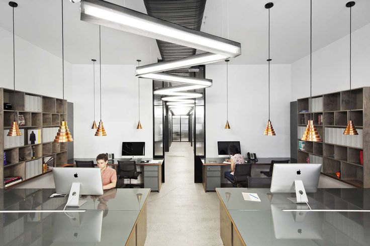 NYC Firehouse Transformed into a Cool-town HQ by Rafael De Cardenas Architecture At Large | Yellowtrace