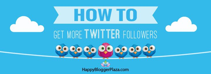 You Asked: How Do I Get More Twitter Followers?