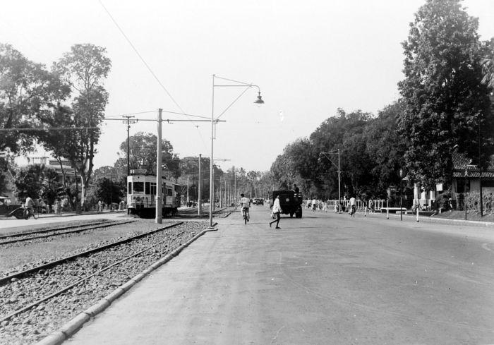1900-1940: Trem uap di Kramat-Salemba Batavia