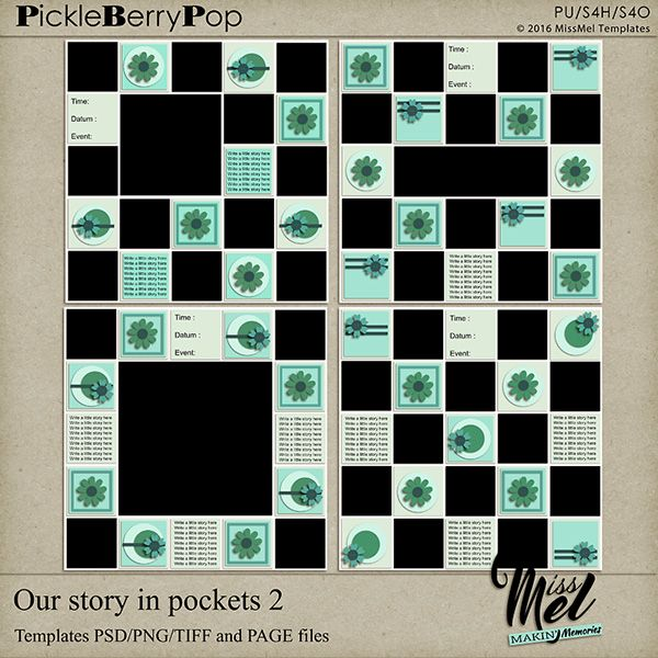 https://www.pickleberrypop.com/shop/product.php?productid=46361&page=1 look at this awesome ct pages made with our story in pockets 2 part of the grabbag :) it is perfect for the times you have a lot of photos to scrap !