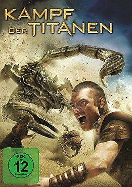 Kampf der Titanen 2010 DVD jetzt bei Weltbild.ch online bestellen
