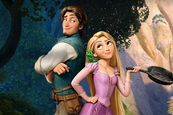 New favorite Disney movie!: Disney Tangled, Walt Disney, Disne Princesses, Favorite Disney, Disney Princesses, De Rapunzel, Tangled Movie, Rapunzel Tangled, Disney Movie