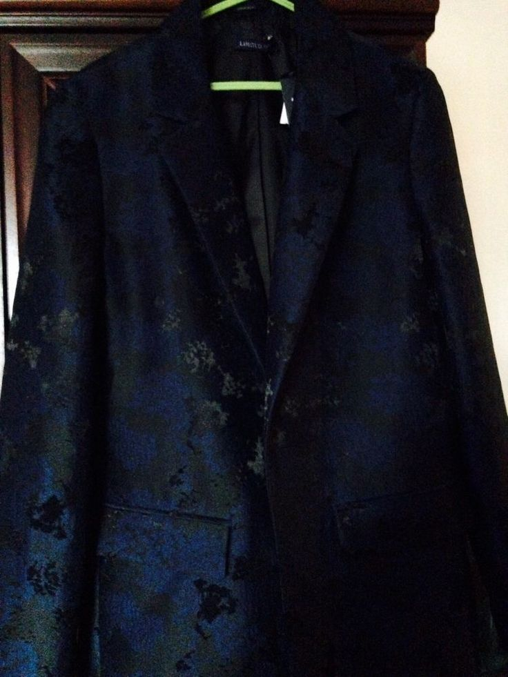 Brand new Marks & Spencer Brocade long length Jacket with tags  | eBay