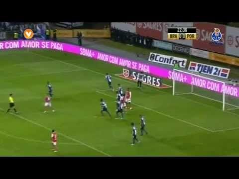 Liga Portuguesa 12/13 (10ªJ): Sp. Braga 0-2 FC Porto (25-11-2012)