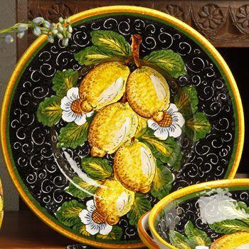 Casafina Italian Style Ceramic Pottery