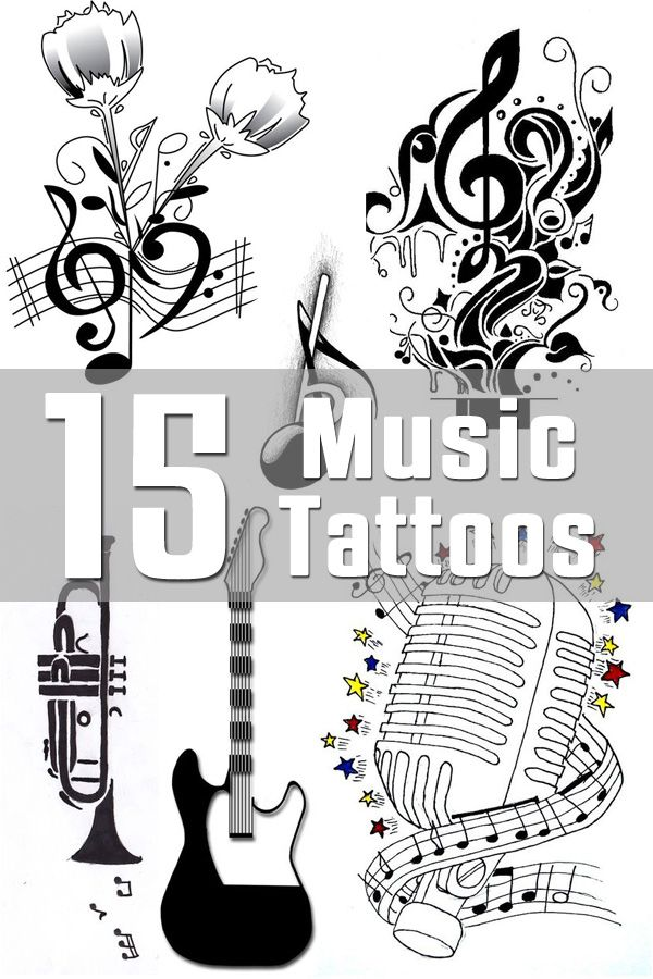 272 best music tattoo ideas images on pinterest tattoo