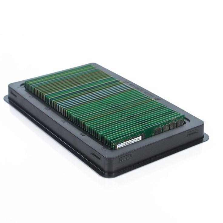 50x1GB DDR2 Desktop Memory PC2-4200U Un-Buffered Computer RAM