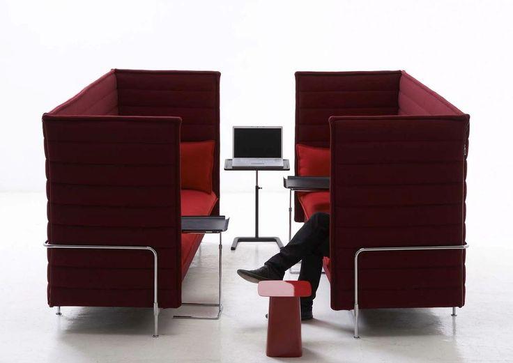canap design par ronan erwan bouroullec alcove highback. Black Bedroom Furniture Sets. Home Design Ideas