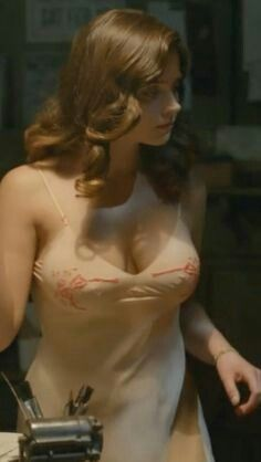 Jenna Louise Coleman lingerie