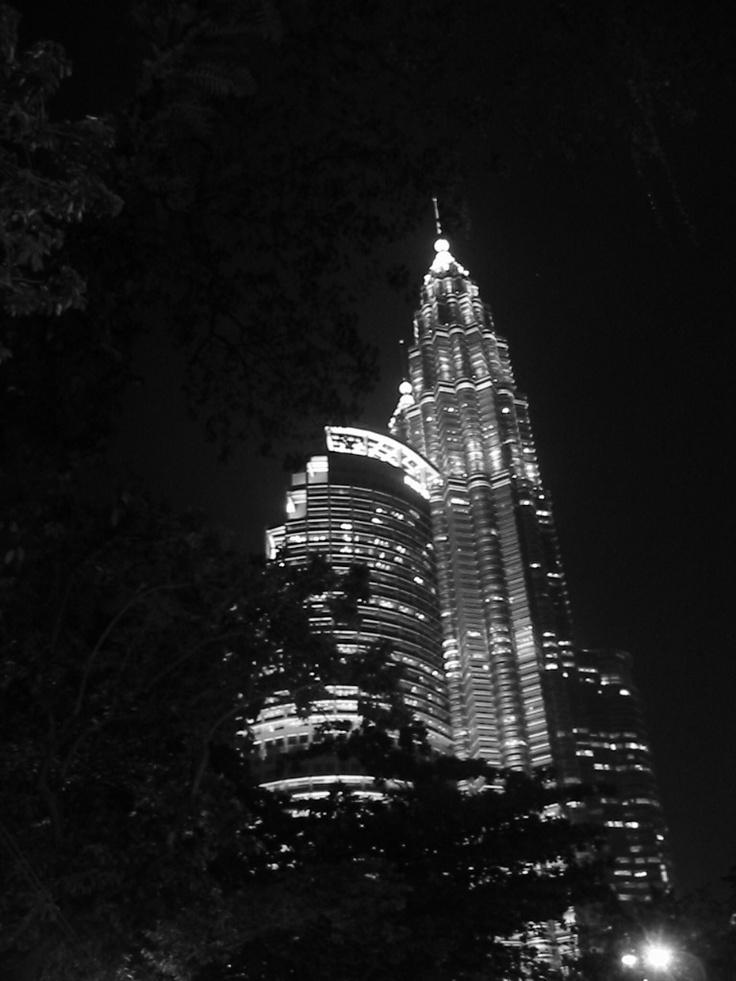 Petronas Tower - Kuala Lumpur - Malaysia
