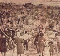 The earthquake of 1953