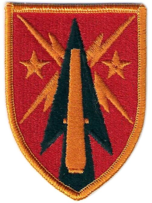 Fires Center of Excellence Patch. Alpha Units. US Army