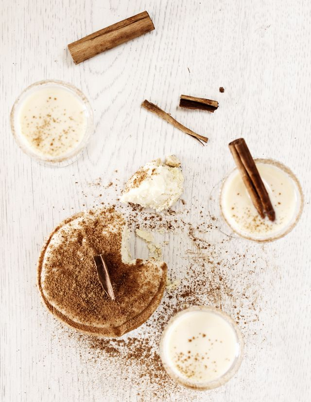 Milk Tart and Milk Tart Shooters – Shades of Cinnamon
