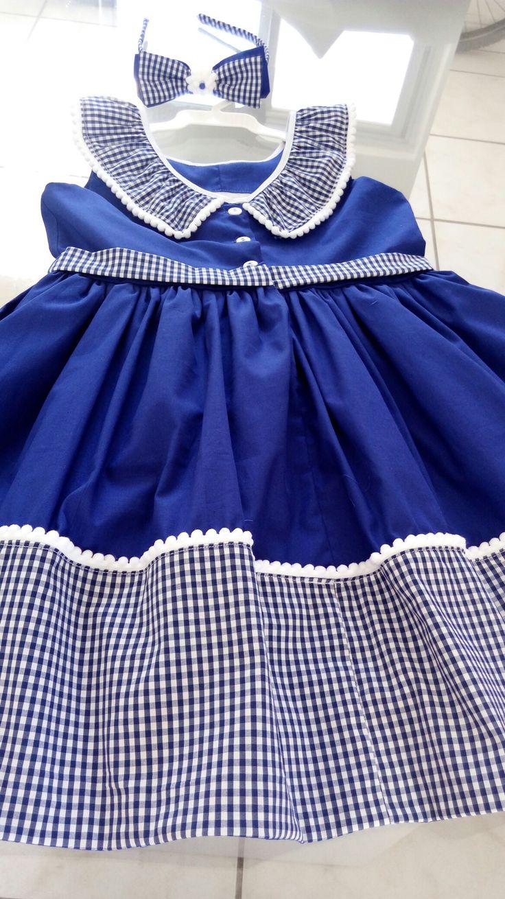 Costas do vestido