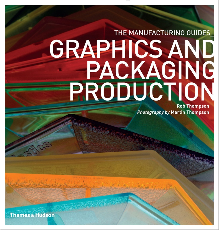 Essential reference guide to designing graphics and packaging for mass production.