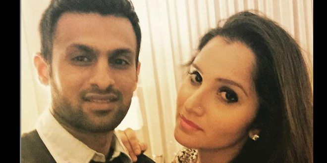 breaking News : Shoaib Malik dedicates Man of the Match Award to wife Sania Mirza