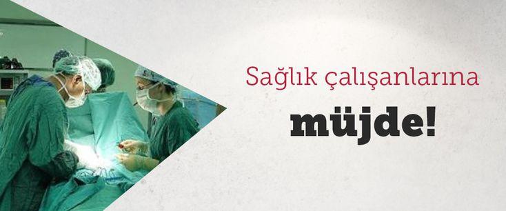 Sağlık Bakanlığı kamudaki tüm sağlık çalışanlarına tuttukları nöbet saati karşılığı yıpranma payı verecek. Mesai dışında 48 saatin üzerinde nöbet tutanlar aylık 7,5 gün olmak üzere yılda toplam 90 gün yıpranma payı hakkı kazanacak.