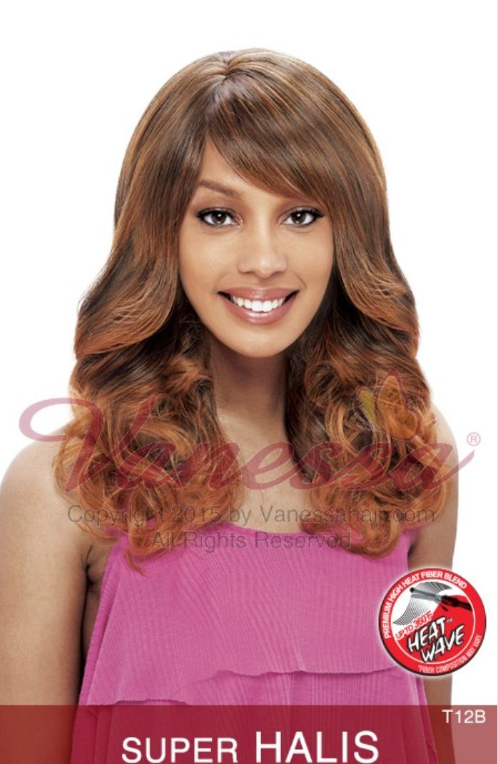 Vanessa Super Collection Synthetic Wig - Super Halis