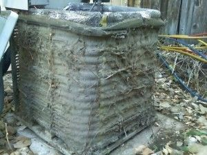 This takes a dirty filter to a whole new level! | Pass One Hour Heating & Air Conditioning | (618) 997-6471 | www.passonehour.com