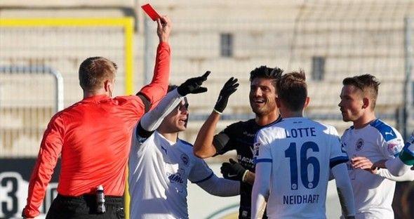 Türk Futbolcu Çıldırdı! #futbol