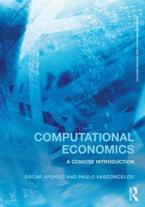 Computational Economics: A concise introduction (Paperback) - Routledge