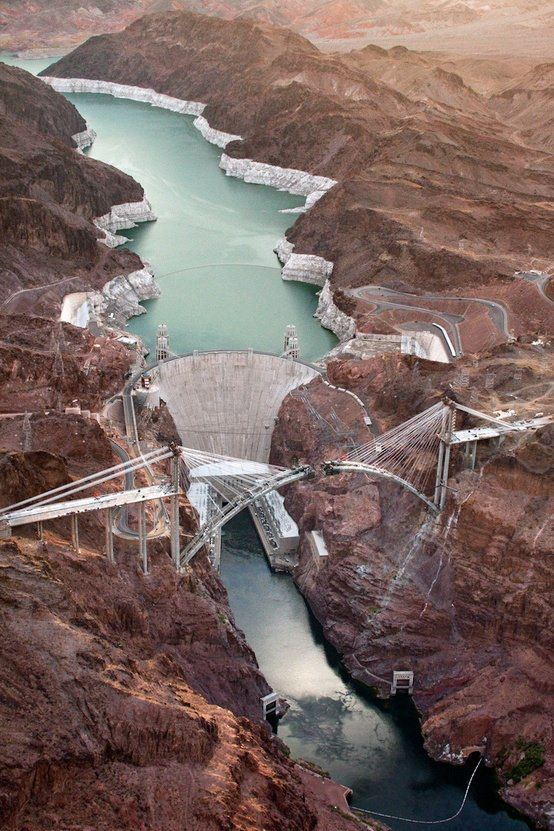 Hoover Dam shows the practical side of this career field. It attempts to help us solve cultural problems and agricultural/irrigation issues.