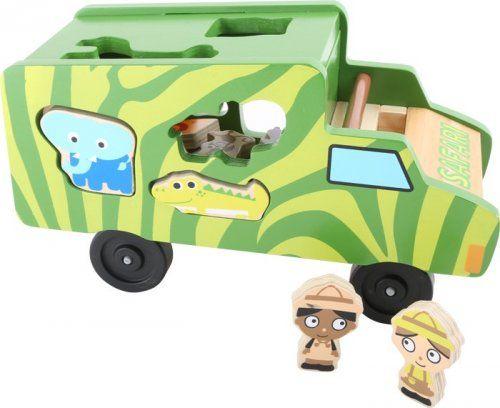 Λεωφορείο σαφάρι/ Safari peg bus