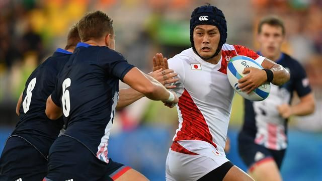 Olympics Rio 2016: Great Britain look to top group in men's rugby sevens - Rio 2016 - Rugby 7 - Eurosport