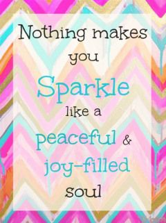 Sparkle printable - 20 Things I thank my Mom for.