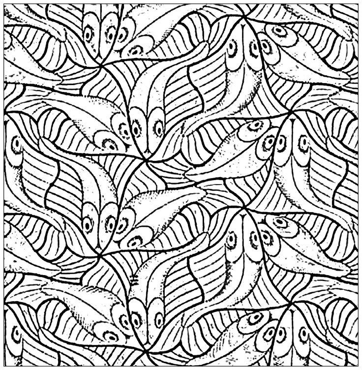 Voici des Coloriages pour adultes difficiles d'animaux.  Différents styles sont proposés, différents niveaux de détails, pour choisir un coloriage par rapport à vos goûts, et au temps que vous avez devant vous !  Du serpent à l'éléphant, en passant par diverses espèces d'oiseaux (perroquets, paons ...) vous trouverez forcément votre bonheur.  Tout ce bestiaire ne demande qu'à être imprimé et mis en couleurs. A vous de donner leur donner vie !