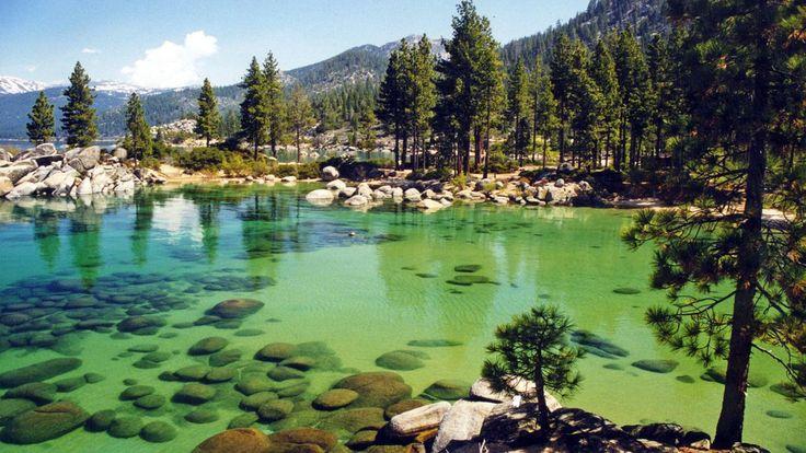 Озеро Тахо, Штат Калифорния, США