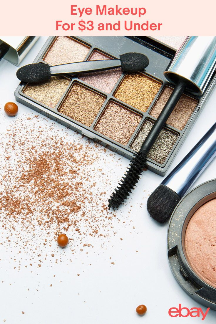 Find thousands of makeup items for less than 3 plus free