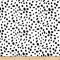 Premier Prints Togo White/Black