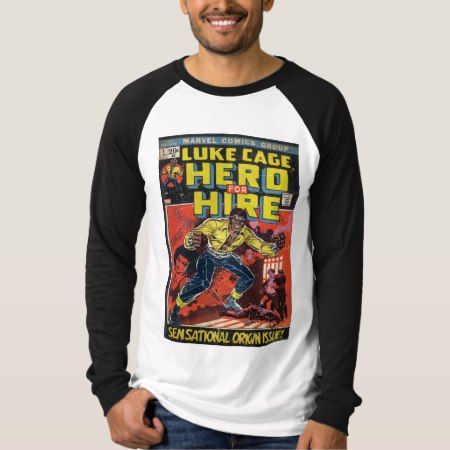 Luke Cage Comic #1 T-Shirt - click to get yours right now!