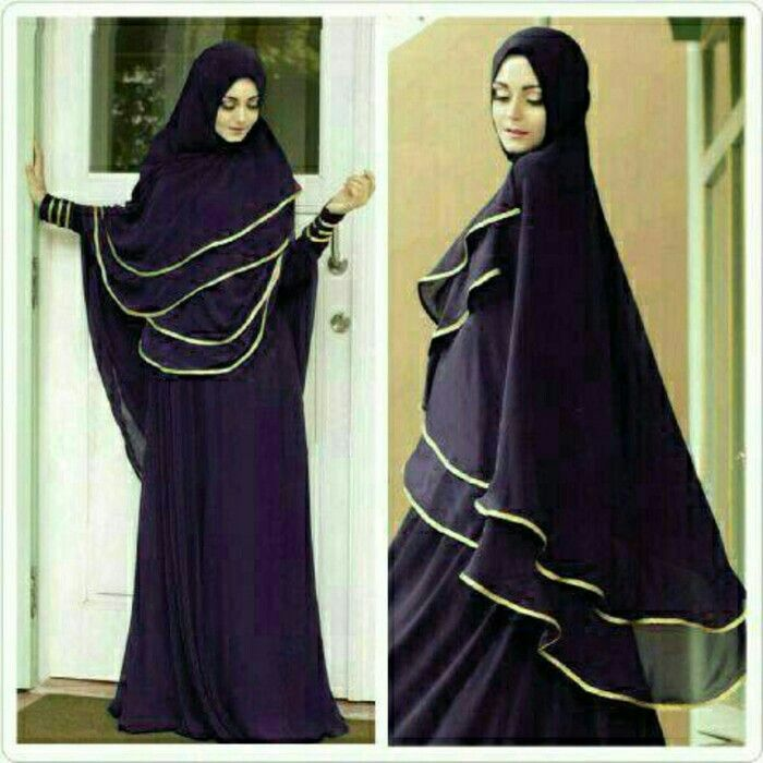 HIJAB IN BLACK More