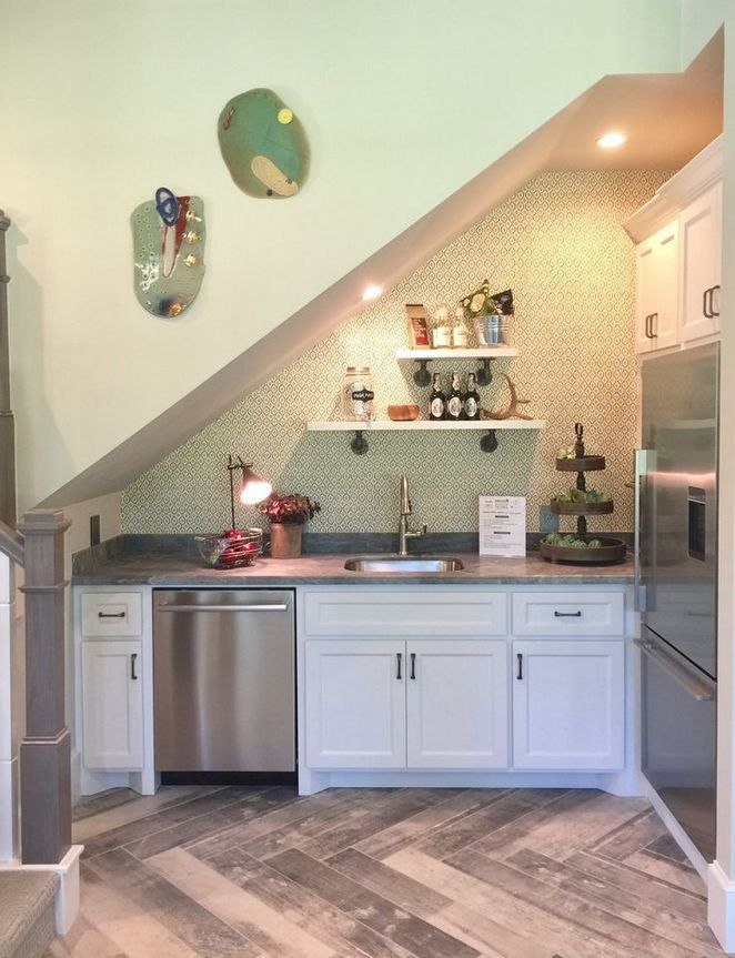 17 the battle over under stairs ideas small and how to win it 35 kitchenette design kitchen on kitchen under stairs id=94834
