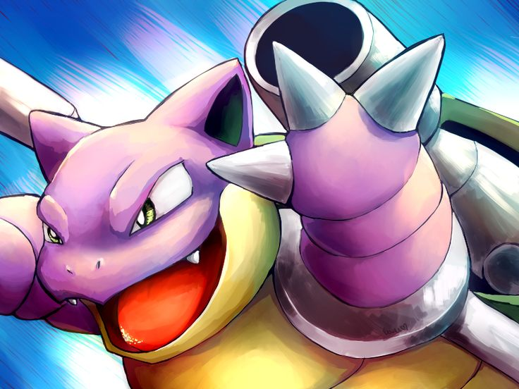Shiny Blastoise Wallpaper by *ShinyEeveee on deviantART
