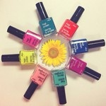 The hottest summer colors. Take your pick!