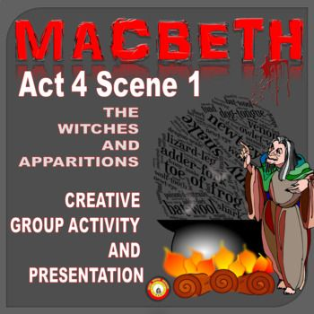 an analysis of the witches prophecies portrayed on macbeth The supernatural in shakespeare's macbeth mrs amal nasser frag teacher of english in macbeth and banquo are affected by the prophecy of the witches, but says.