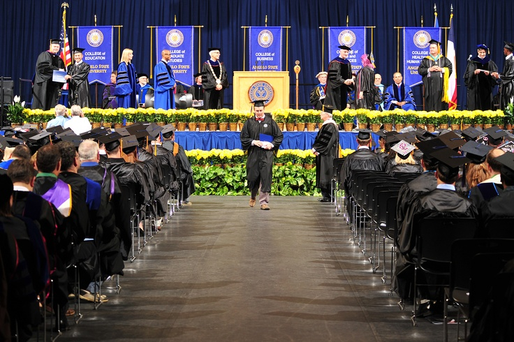 Angelo state university graduation asu traditions