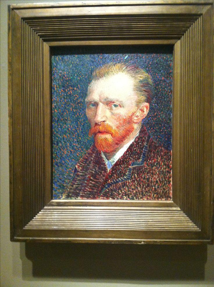 Chicago institute of art priceless treasure van gogh