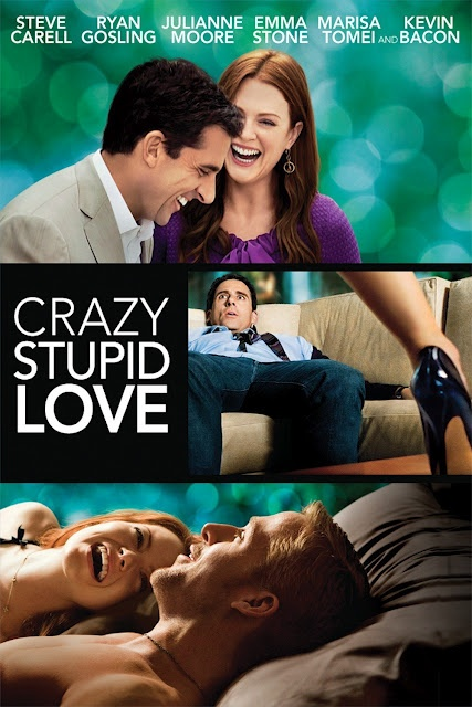 Crazy, Stupid, Love.  Good parts...would like cut some stuff out, but overall good story, good movie.  ***