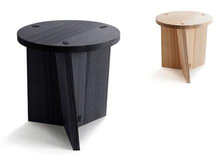 Marfa stools by Claesson Koivisto Rune